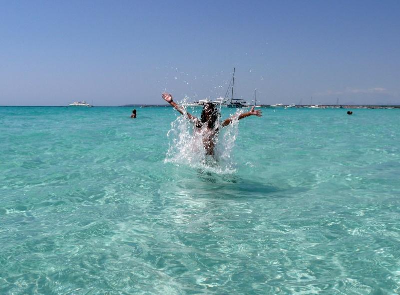 Mallorca   Playa Es Trenc - YouTube