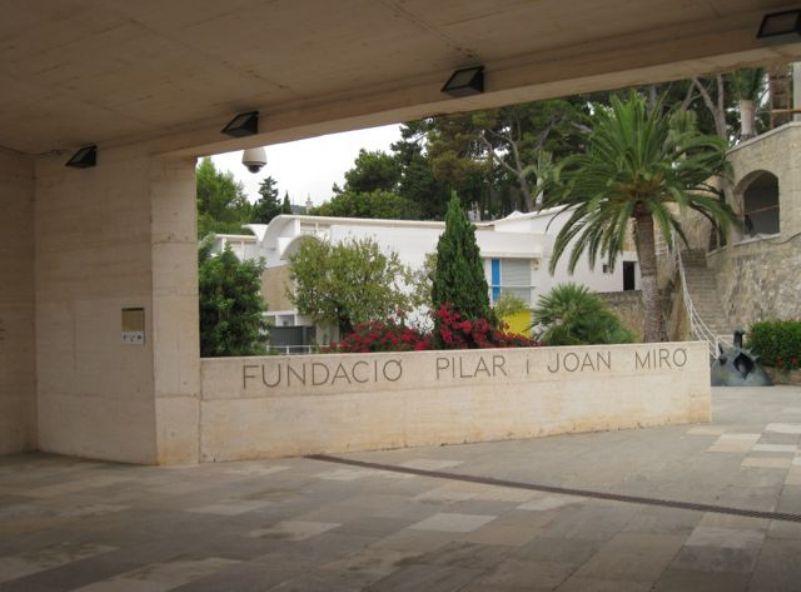 FUNDACIO PILAR I JOAN MIRO 859